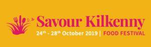 Savour Kilkenny Food Festival Logo