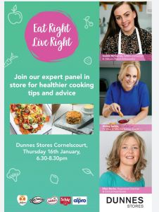 Dunne Stores Dietitian Talk Advert